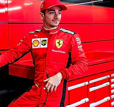 A chat with Charles Leclerc